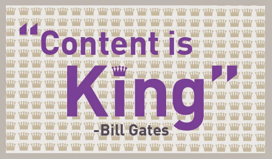SEO Onpage - Content is KING