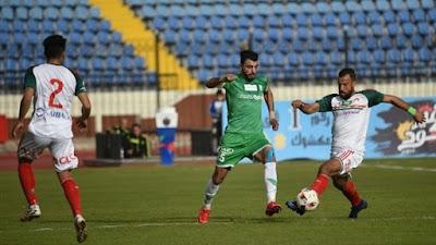 ملخص واهداف مباراة المقاولون العرب والاتحاد السكندري (1-1) الدوري المصري