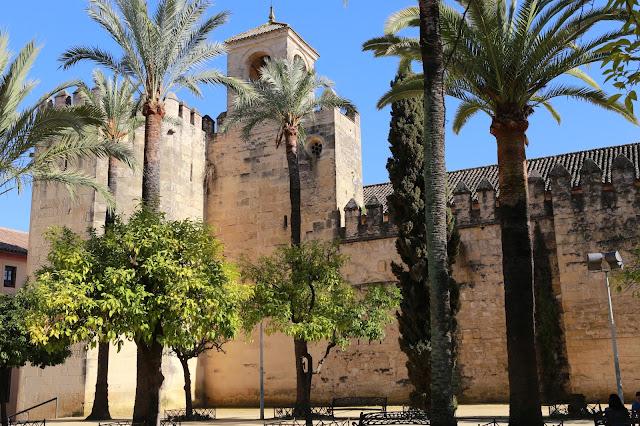 Exterior Alcázar de los Reyes Cristianos