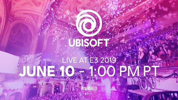 Conferencia Ubisoft