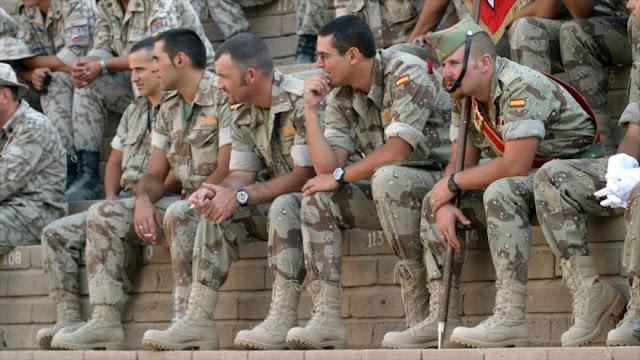 El Ejército español, preocupado por el envejecimiento de su tropa