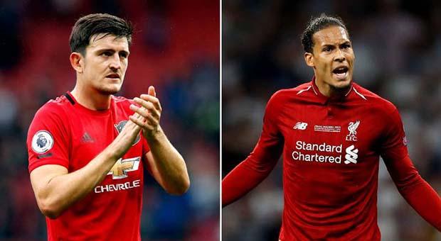 MU vs Liverpool: Pertaruhan Reputasi Dua Bek Rp1 Triliun