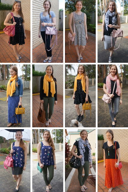 October Shopping haul and try on video what a fashion blogger buys each month | awayfromtheblue