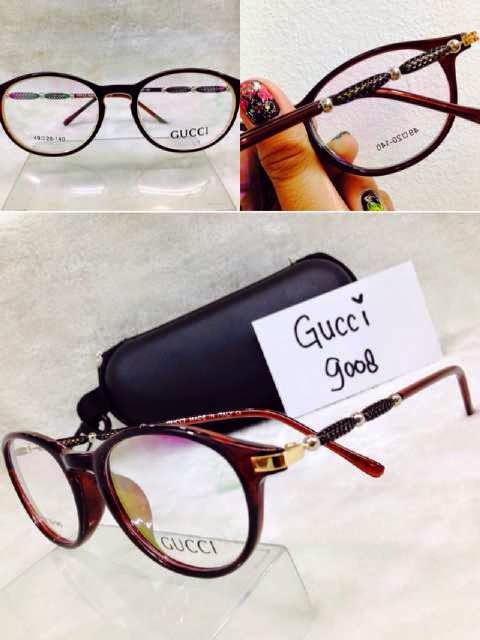 JUAL KACAMATA ONLINE MURAH  Kacamata Frame Gucci 9008 1ed560b08a