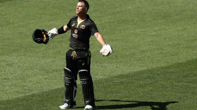 Warner scores century on birthday as Australia beat Sri Lanka