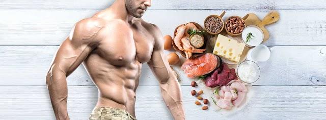 اعرف ازاي كمية البروتين التي احتاجها لبناء العضلات