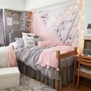 Tips to Decor Your Dorm Room