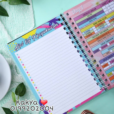 List Of Kesyukuran, Buku checklist amalan by Puan Saira, Puan Saira, Pn   Saira, Tips rezeki, Buku checklist amalan 100 hari, Amalan challenge, Istiqamah dalam beramal, www.akifimtiyaz.com