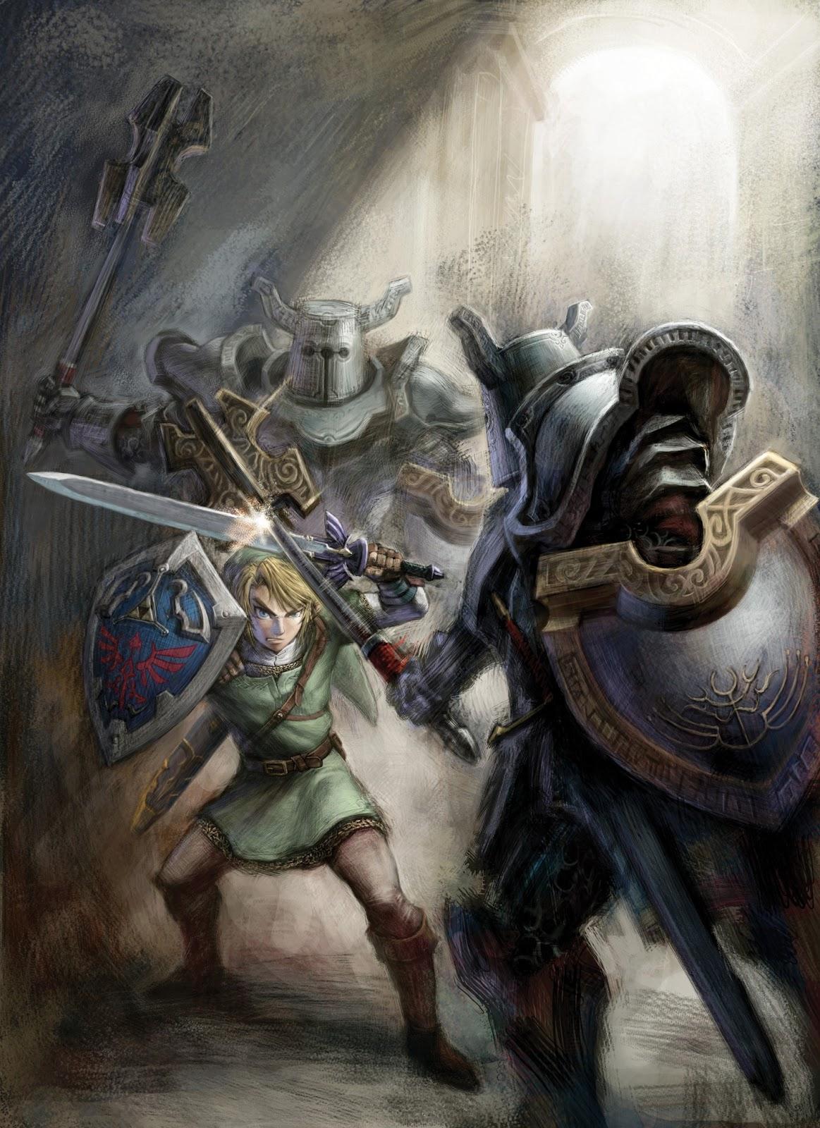 Game Wallpapers Legend Of Zelda Mobile Wallpaper
