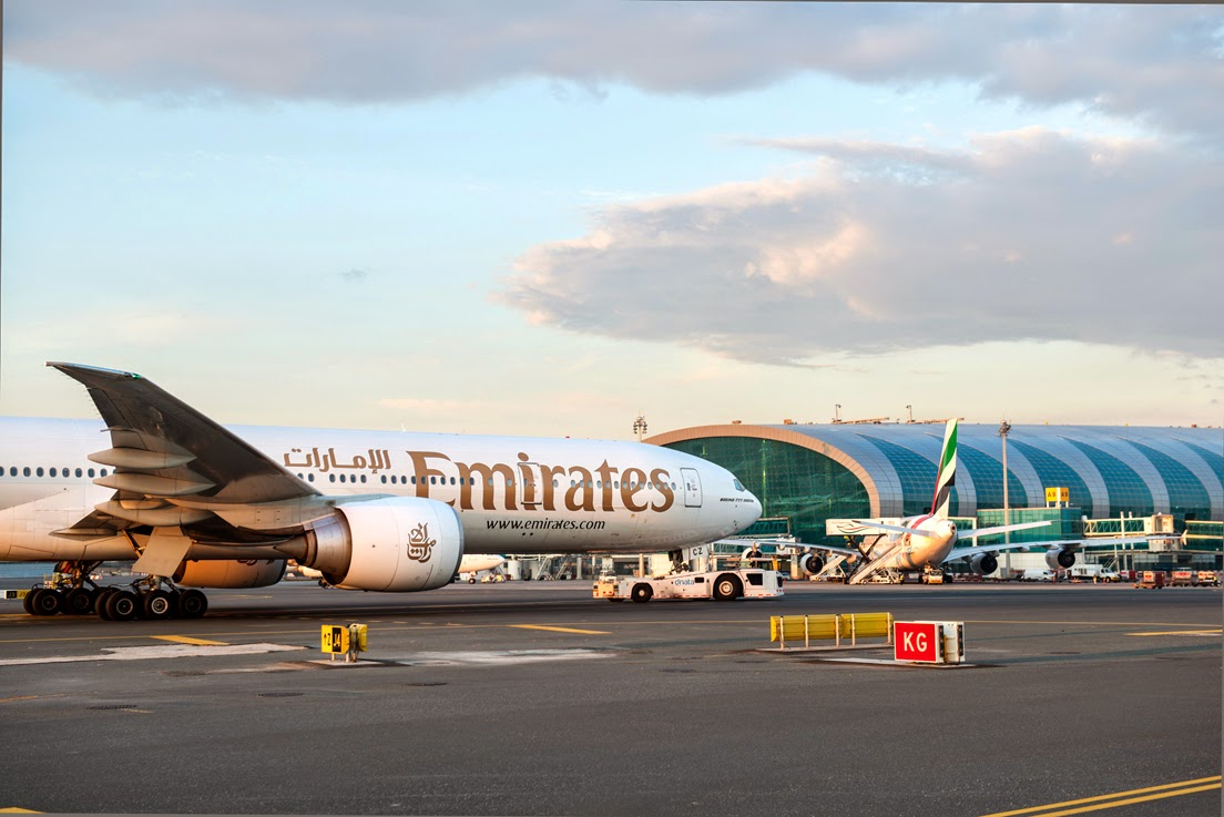 Airport Emirates Airlines