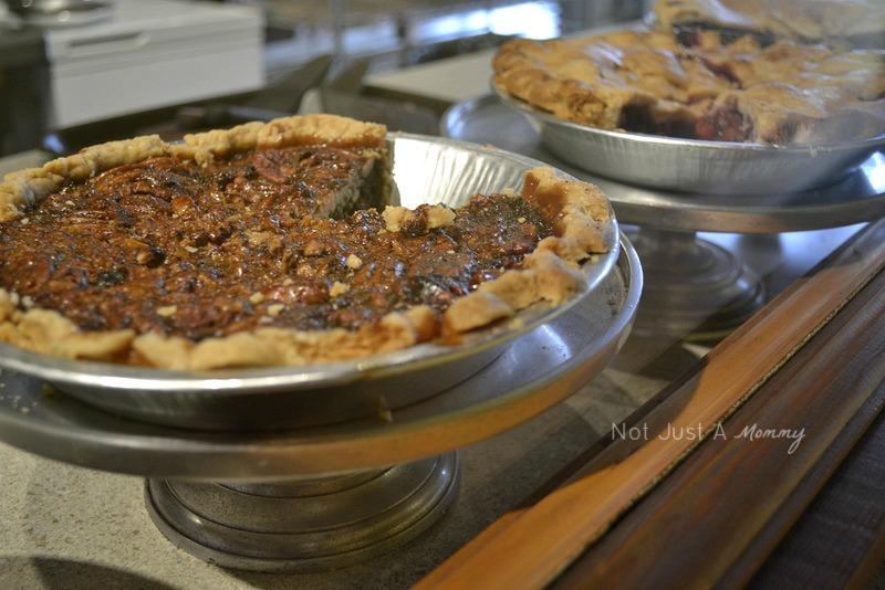 Pi Day Snohomish Pie Company chocolate pecan pie