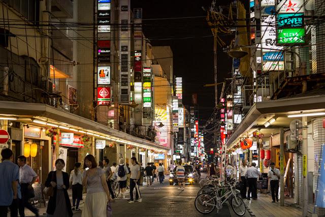 Hiroshima ... de noche :: Canon EOS5D MkIII | ISO800 | Canon 50mm | f/4.5 | 1/50s