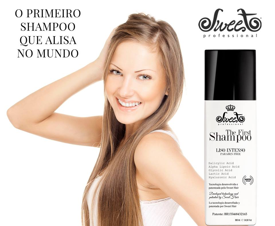 The First Shampoo que Alisa