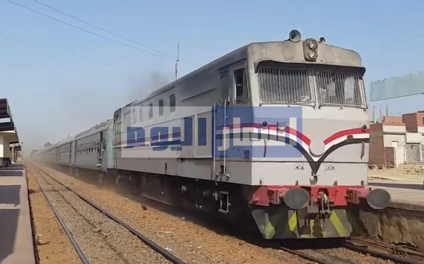 قطارات الزقازيق