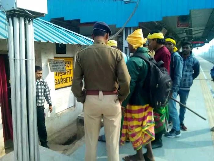 आदिवासी संगठन भारत जकात माझी परगना इंडियन रेलवे मंत्री नई मांग?