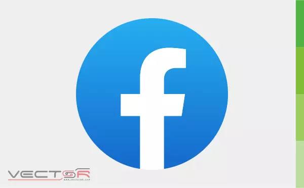 """Facebook """"f"""" (2019) Logo Icon - Download Vector File CDR (CorelDraw)"""