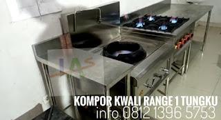 kwali-range-stainless-custom-ukuran-dan-model