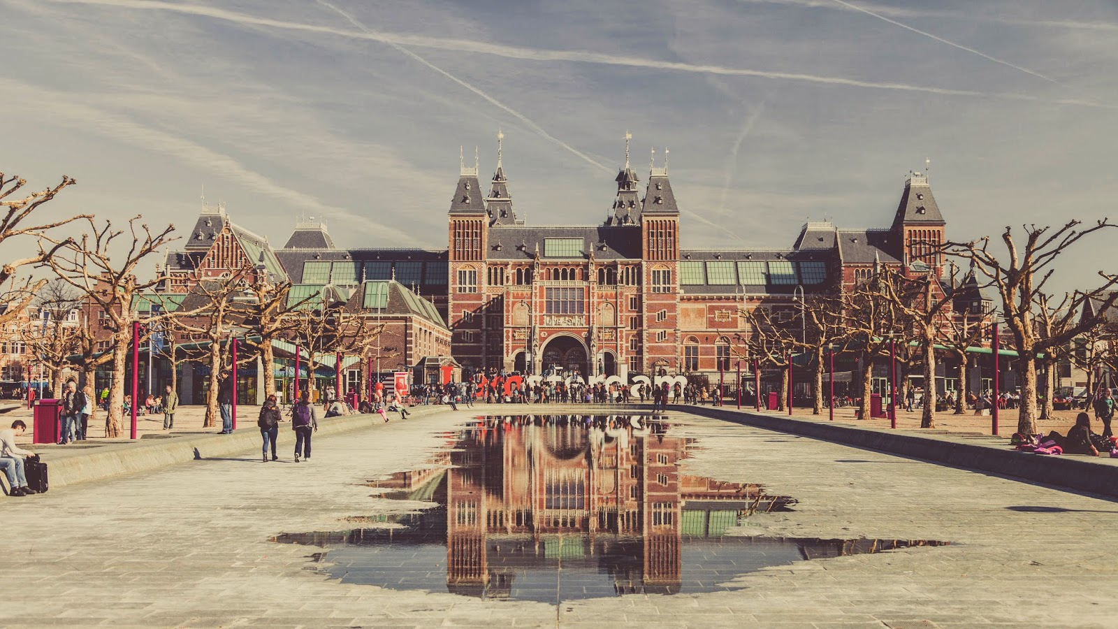 Rijksmuseum Grijs The Pseudo Londoner The Thirty Second Day Amsterdam Part