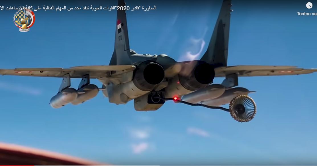 Rusia mengubah MiG-29 Mesir menjadi tanker