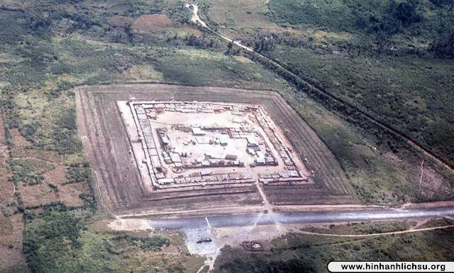 Trại Lực lượng Đặc biệt Dak Seang (Kontum)