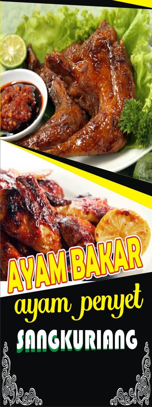 Download Kumpulan Contoh Spanduk Ayam Penyet.cdr - KARYAKU