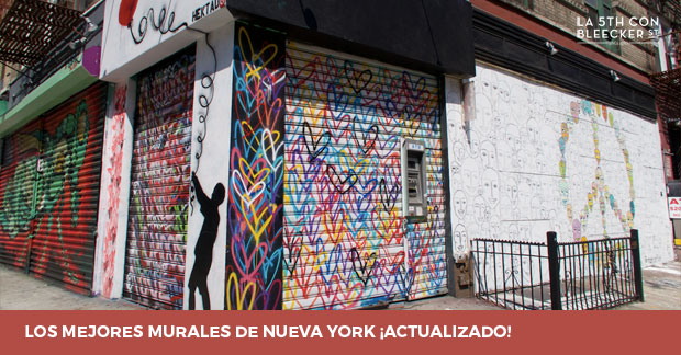 Murales en Nueva York