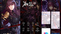 Fate Grand order V.3 Theme For MIUI 10