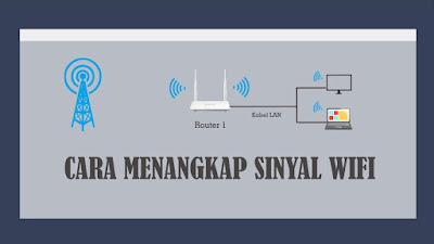 cara menangkap sinyal wifi jarak jauh
