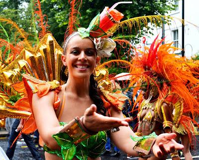 PAU Andalucía 2016 - The Notting Hill Carnival
