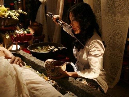 Gambaran pembunuhan 'Datuk Mazlan' dalam filem Dukun