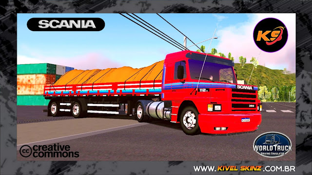 SCANIA T113 - CONJUNTÃO TOP DO BRUNO GARCIA