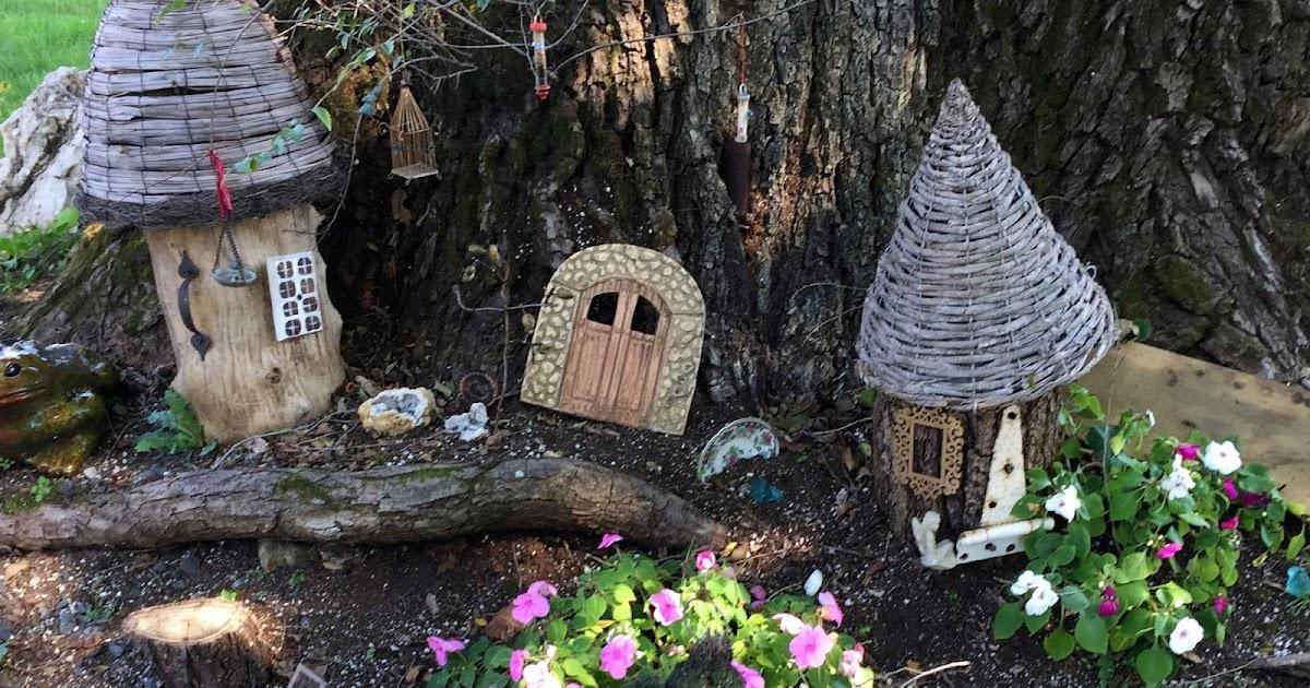 Rosemary S Sampler Fall Fairy Garden