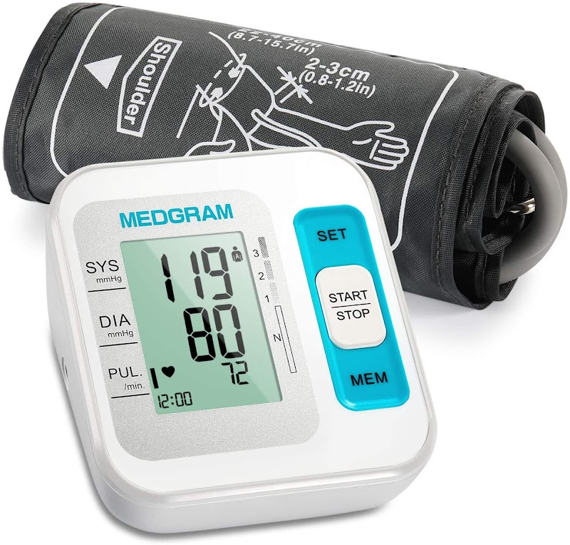 40% OFF Blood Pressure Monitor for Home Use