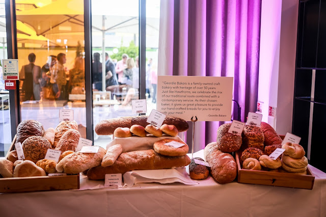 artisan bread collection, hawthorns summer launch