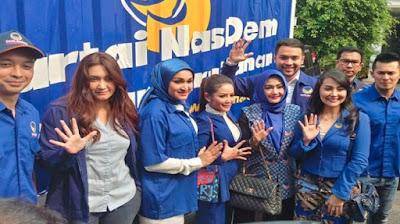 Parpol Usung Artis Jadi Caleg, Analis Politik LIPI Syamsuddin Haris Soroti Kinerja Parpol