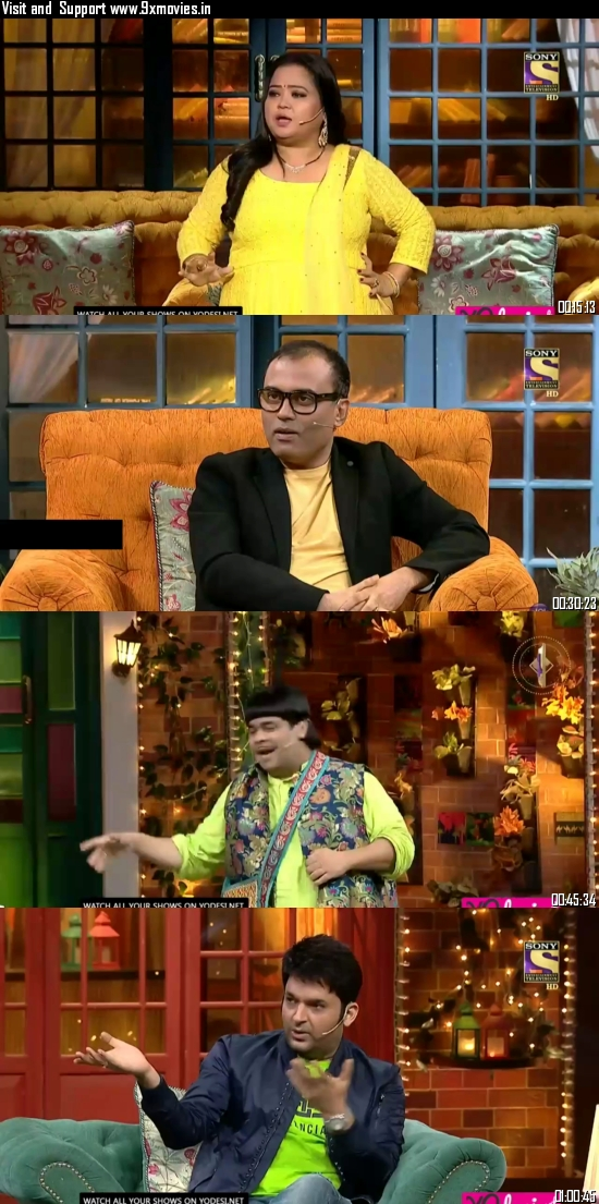 The Kapil Sharma Show 05 September 2020 HDTV 720p 480p 300MB