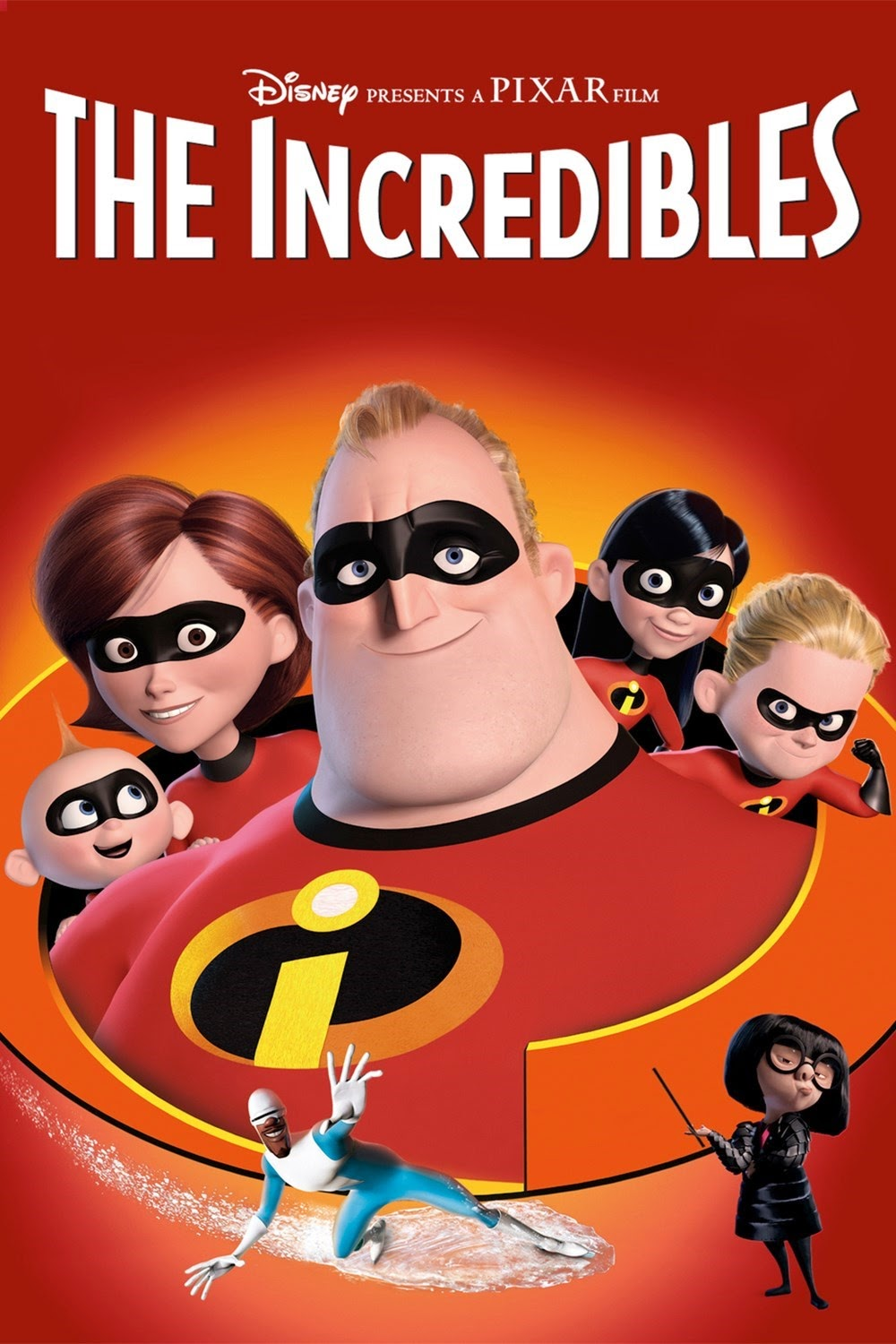 The Incredibles 2004 - Full (HD)
