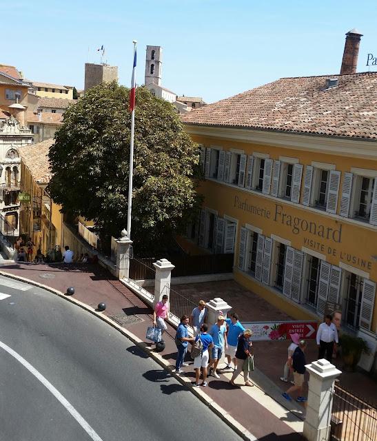 In Provenza a Grasse, la città dei profumi