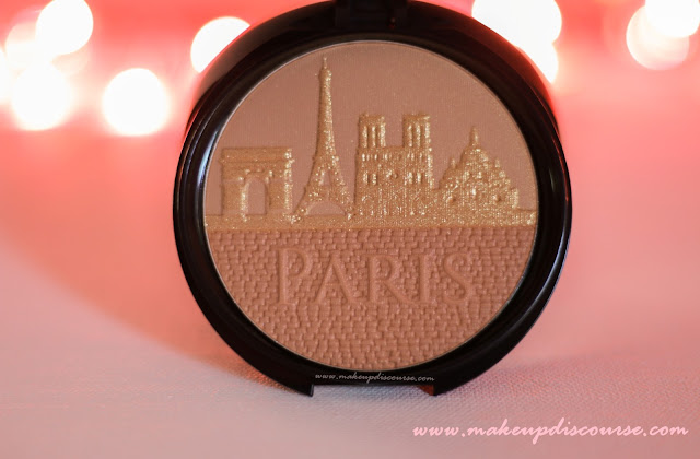 Physicians Formula City Glow Daily Defense Bronzer - Paris: Review, Swatches & FOTD on Olive/Tan/Brown Skin