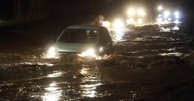 Risco de alagamento e inundação poderá ser informado por placas em Campina Grande