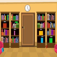 G4E School Library Escape