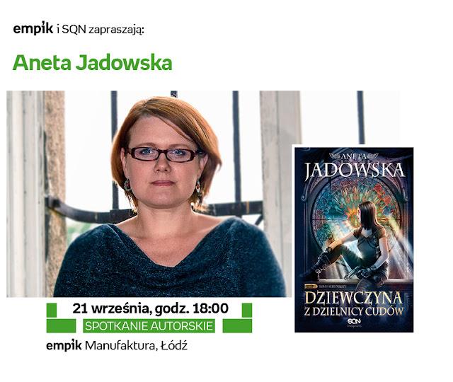 Katarzyna Bonda i inni w łódzkim Empiku!