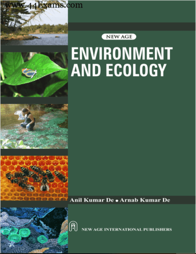 Environment-and-Ecology-For-UPSC-Exam-PDF-Book