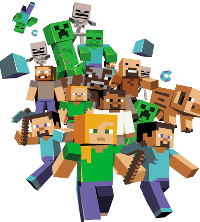 Microsoft points for minecraft: Minecraft Character