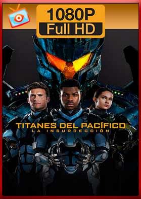 Descargar Titanes del Pacífico - la insurrección latino mega