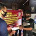 40 WBP Asimilasi Banjarmasin Dapatkan Bantuan Sosial dari Polda Kalsel