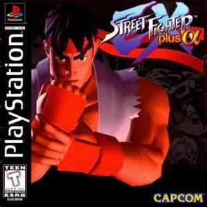 Download Street Fighter: EX plus α (1997) PS1 Torrent