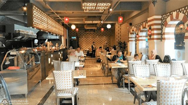 Sihaf Arabic Restaurant Shah Alam,