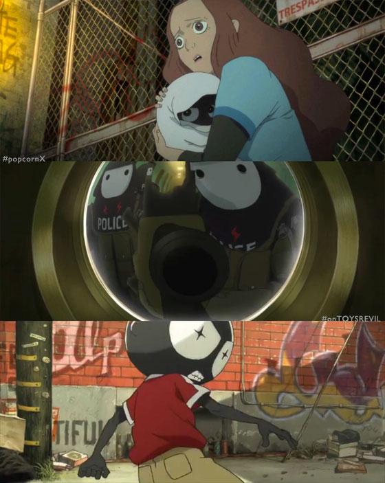 Pipo Mutafukaz : mutafukaz, Teaser, #Mutafukaz, Animated, STUDIO4℃