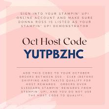 October 2021 Host Code